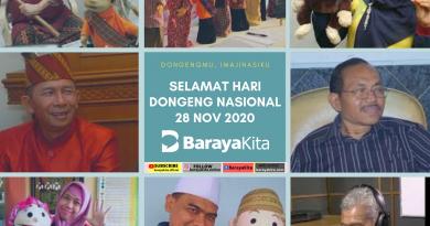 HARI DONGENG NASIONAL 28 NOVEMBER 2020