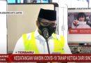 15 JUTA VAKSIN TIBA DI INDONESIA, MENTERI AGAMA IMBAU SELURUH UMAT BERAGAMA UNTUK TIDAK RAGU