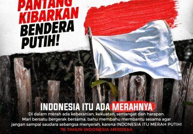 INDONESIA ITU ADA MERAHNYA