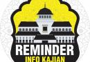 INFO KAJIAN BANDUNG, SABTU 16 OKTOBER 2021